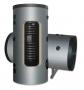 Boiler termoelectric de sol bivalent doua serpentine 200 litri