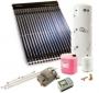 PROMOTIE Pachet panouri solare cu 10 tuburi vidate cu boiler 80
