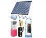 Pachet panouri solare cu tuburi vidate 2 persoane