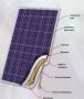 Panou solar hibrid termic si fotovoltaic PVT 240