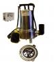 Pompa submersibila cu tocator, macerator fecaloide